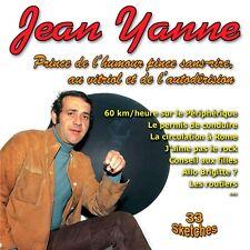 Jean Yanne : 33 sketches