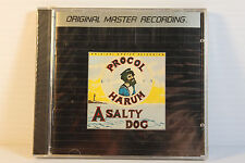 PROCOL HARUM: A SALTY DOG ~ MFSL RARE JAPAN AUDIOPHILE SILVER CD *SEALED*