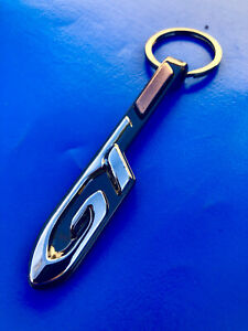 Key Ring Gt Line Gt Rs Peugeot Sport 308 508 3008 4008 5008 208 Original OEM