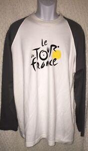 Le Tour de France longsleeve shirt size adult large