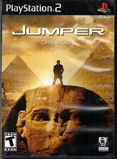 Jumper: Griffin's Story (Sony PlayStation 2, 2008) - PS2 - Movie Video Game