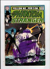 DC PHANTOM STRANGER #5 Adams Cover 1970 VG/FN Vintage Comic
