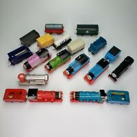Thomas & Friends Mixed Lot Trackmaster And Other Motorized Trains SOLD AS IS