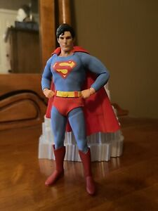 Mezco One:12 Collective Superman 1978 Edition Christopher Reeves DC Comics