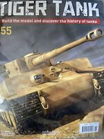 1/16 HACHETTE BUILD YOUR OWN TIGER MODEL TANK ISSUE 55!INC PART
