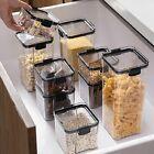 10 /5PCS Airtight Food Storage Container Set Kitchen & Pantry Organization