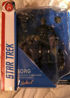 DIAMOND SELECT TOYS Star Trek Select: Borg Drone Action Figure