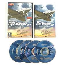 Microsoft Flight Simulator 2004 Un Siècle D'aviation X Jeu PC