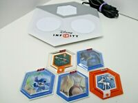 Disney Infinity Base Portal Pad Star Wars 3.0 bundle PS4 PS3 Wii U Model 8032386