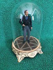 Franklin Mint GONE WITH THE WIND FIGURINE w/ DOME - Rhett Butler