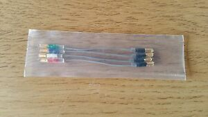 Official Linn Cartridge Tag Wires