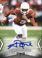 2018 Leaf Draft Football Rookie Autograph Singles (Pick Your Cards)