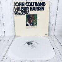 John Coltrane Wilbur Hardin Dial Africa NM Promo LP 1977 USA Savoy SJL 1110