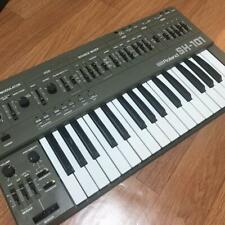 Roland SH-101 vintage monophonic bass Synthesizer