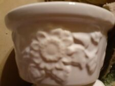 Small Flower Patterned Lillian Vernon Bowl With Lid