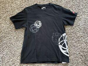 Futura X UNIQLO UT Artist Collection UNKLE Black T-Shirt Size Medium