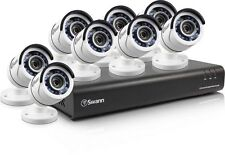 New Swann SWDVK-845008-US 8 Channel 1080p 2TB Security System & 8x 1080p cameras