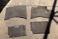 2008-2014 SUBARU WRX STI INTERIOR CARPET FLOOR MATS (4) K3431