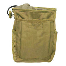 Rapid Dump Kogel Tas Molle Army Tactisch Airsoft Coyote Tan