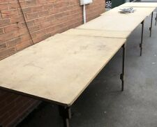 6 X market stall carboot Tables Total Length 30ft Approx