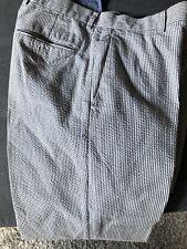 J Crew Seersucker Pants 30x30