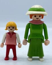Playmobil 5300 Victorian Figures Lady Child