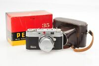 Petri 35 Rangefinder Camera w/Orikkor 45mm f2.8 lens (c.1954)               #234