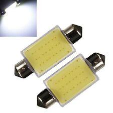 Hot 4x High COB LED 42mm Festoon 211-2 578 212-2 Bulb Interior Dome Map Light