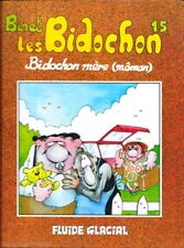 Binet . LES BIDOCHON 15 . BIDOCHON MERE (môman) . Edition originale .