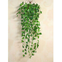 Artificial Ivy Trailing Vine Fake Foliage Flower Hanging Leaf Garland Plant Deco