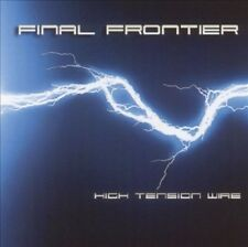 FINAL FRONTIER - HIGH TENSION WIRE NEW CD