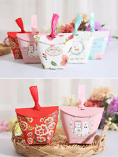 10PCS Animal Flower Boxes Wedding Party Favor Small Gift Candy Box Storage Wraps