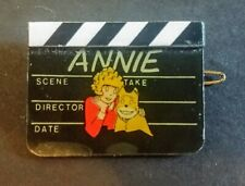 Free Shipping. Vintage set of 2 Little Orphan Annie hairclips