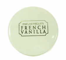Dana French Vanilla Perfume Dusting Powder with Puff 1.75oz SEALED