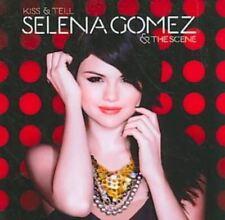 Selena Gomez & The Scene : Kiss & Tell CD (2010)
