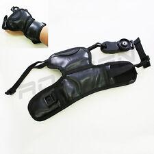 Correa de mano agarre con cerradura de muñeca para Canon Nikon Pentax Sony Olympus Fujifilm