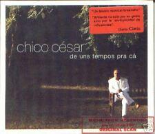 CHICO CESAR DE UNS TEMPOS PRA CA SEALED CD NEW 2006