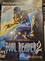Legacy Of Kain Soul Reaver 2 (Sony PlayStation 2 PS2, 2001)