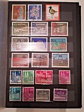 Post stamps Collection Album Please see Vintage Excellent Ultra RARE Collection