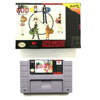 G.O.D. Growth or Devolution for snes game cartridge english translated