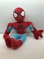 MARVEL SUPER HERO squad SOFT TOY 13 inch 32.5cm plush (SPIDERMAN MARVEL TOY)