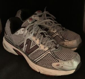 New Balance 470 v2 Mens Size 12 Running Shoes Silver