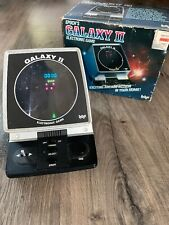Epoch GALAXY 2 Vintage Electronic Handheld tabletop Video Arcade Game  ✨IN BOX✨