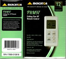 Ceiling Fan Remote Control Kit Mercator FRM97 X 2