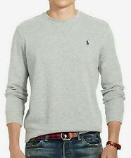 polo ralph lauren sweatshirt M medium andover heather (grey) light sweater