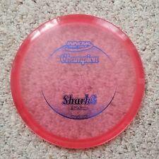 New Innova Champion Shark3 Red 173 Grams Blue Stamp