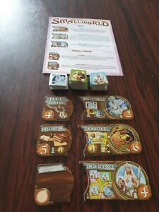 2009 Days of Wonder Small World Fantasy Board Game: Grand Dames Expansion Only