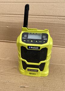 Ryobi R18R-0 One+ 18V Bluetooth Radio System