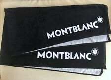 MONTBLANC PARFUMS Unisex Big Towel Bath Shower Beach Towel New in Packing