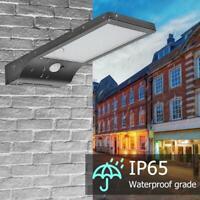 36LED Lampada Solare Faretto da Giardino Proiettori per Esterni IP65
